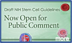 Comment on NIH Draft Stem Cell Guidelines