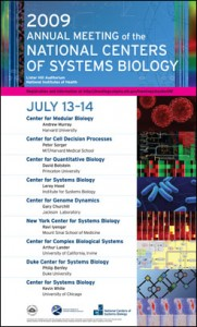 2009 Annual Meeting of the National Centers of Systems Biology