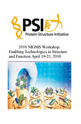 Protein Structure Initiative Meeting Logo
