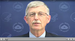 Video remarks from NIH Director Francis Collins at the Lindau meeting.