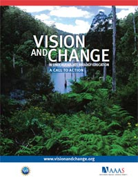 Vision and Change in Undergraduate Biology Education: A Call to Action
