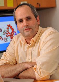 Photo of Jon R. Lorsch, Ph.D. Credit: Mike Ciesielski.