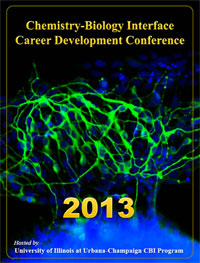 CBI Career Development Conference Program Cover