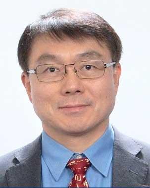Headshot of Dr. Ming Lei