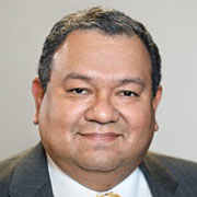 Headshot of Jose Lopez.