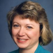 Headshot of Nancy Vess.