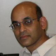 Headshot of Ravi Basavappa.