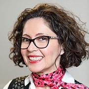 Headshot of Mercedes Rubio.