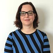 Headshot of Zuzana Justinova