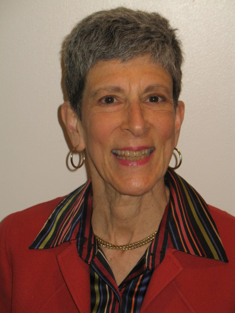 Headshot of Dr. Judith Greenberg.