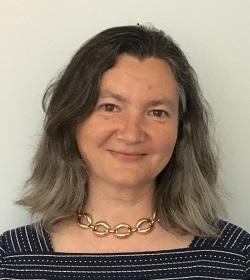 Headshot of Crina Frincu